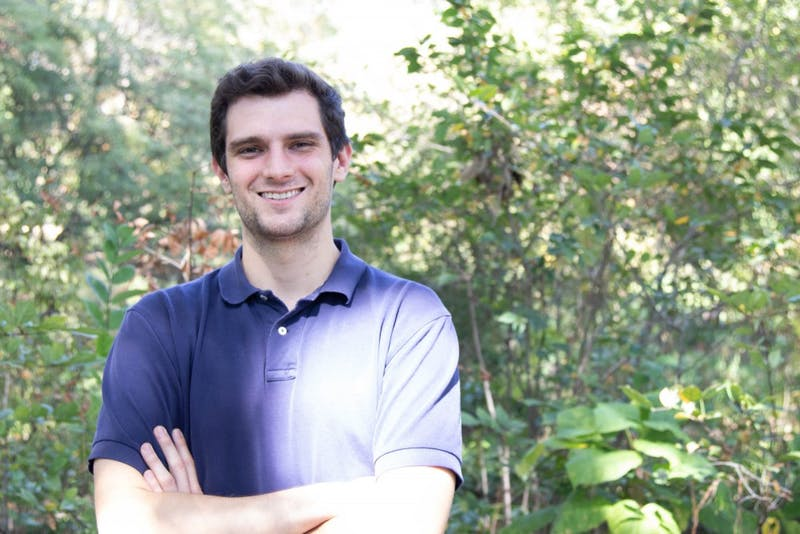 Fourth year cultural psychology Ph.D candidate, Joshua Conrad Jackson, is studying the relationship between white nationalism and climate change.