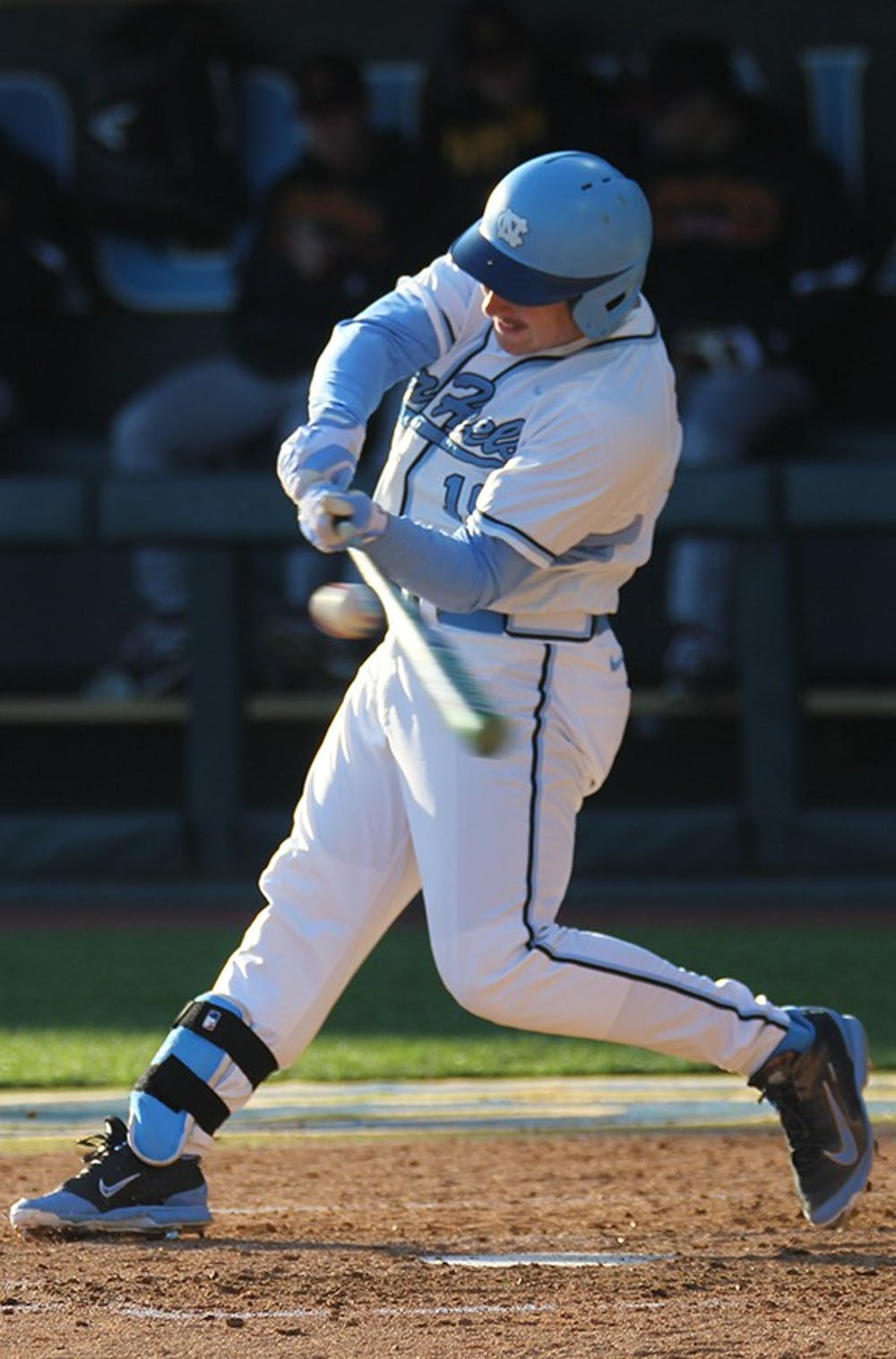 Baseball team looks for offense, will play Duke this weekend