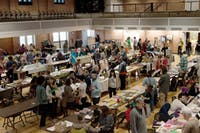The Zine Machine Printed Matter Festival is Saturday from 11 a.m. to 6 p.m. in Durham. Photo courtesy of Bill Fick.