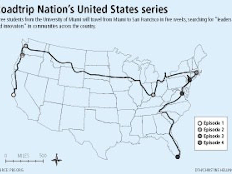 Roadtrip United States