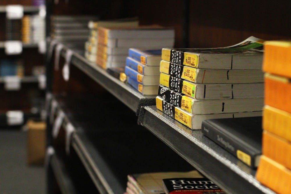 New store on West Franklin Street offers textbook buyback