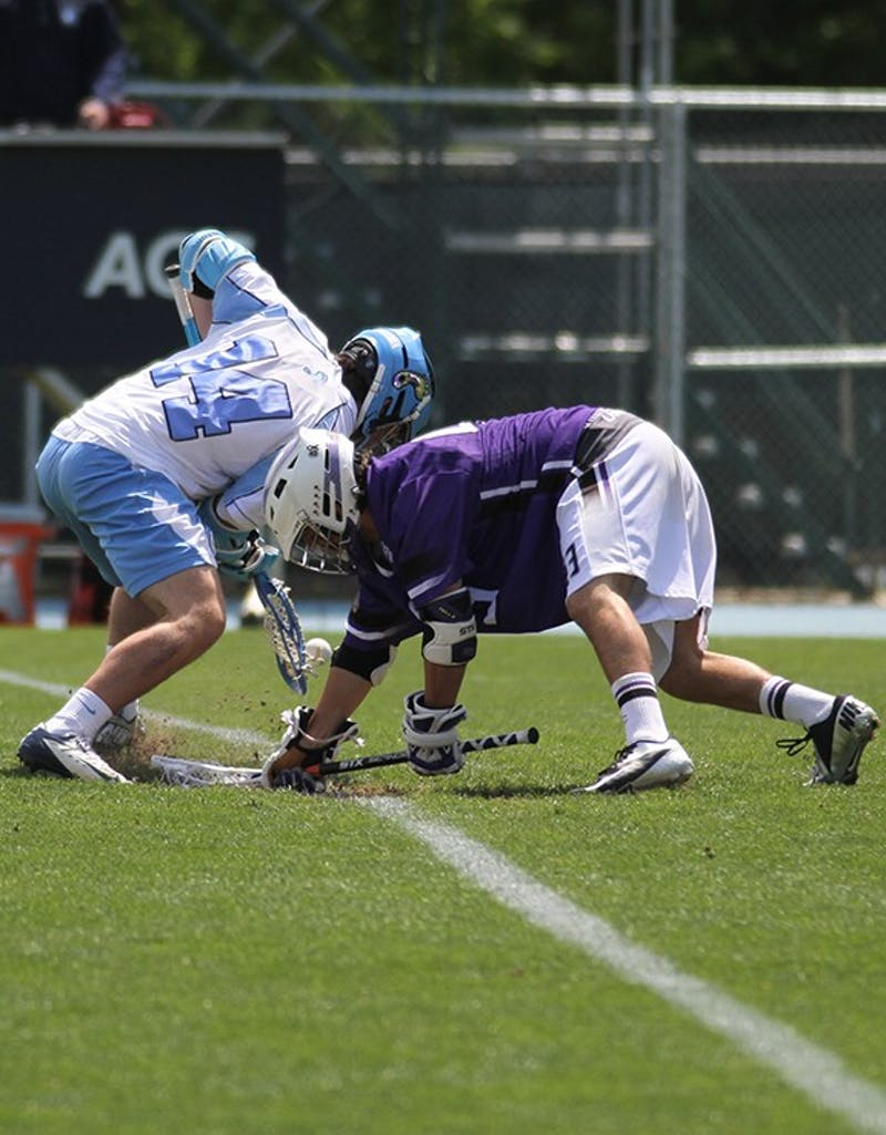 Men's lacrosse defeats High Point 20-8