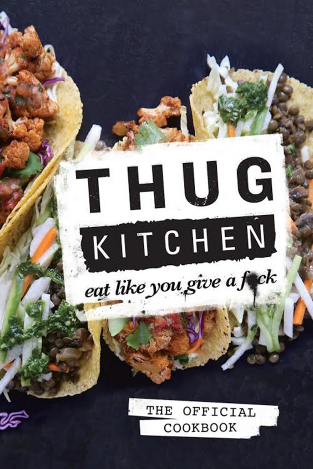 <p>Thug Kitchen will be at Flyleaf Books and The Root Cellar tonight. Photo courtesy of Thug Kitchen.</p>