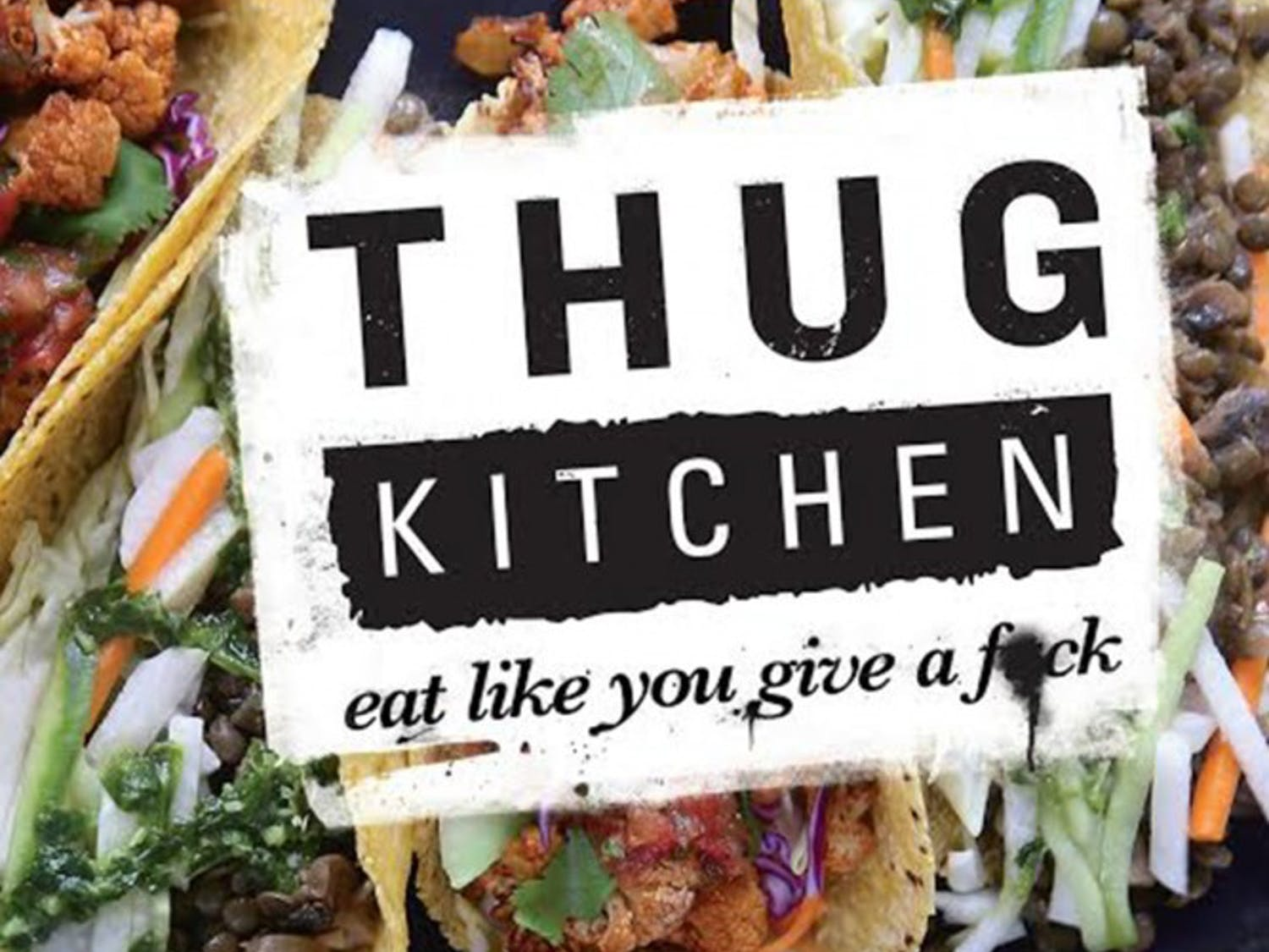 Thug Kitchen will be at Flyleaf Books and The Root Cellar tonight. Photo courtesy of Thug Kitchen.