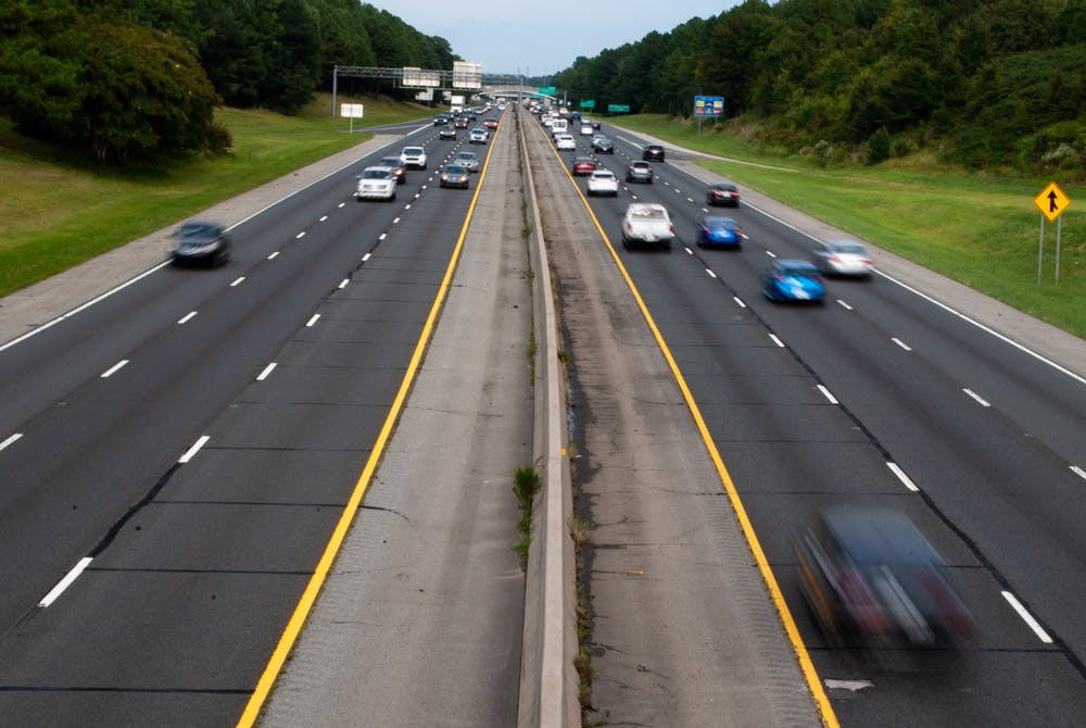Construction to widen about 11.5 miles of I-40 between I-85 and the Durham County line is set to begin in 2022.