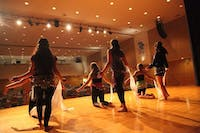 Last Years Norooz celebration hosted by the UNC Persian Cultural Society. Photo courtesy of Sanam Kavari