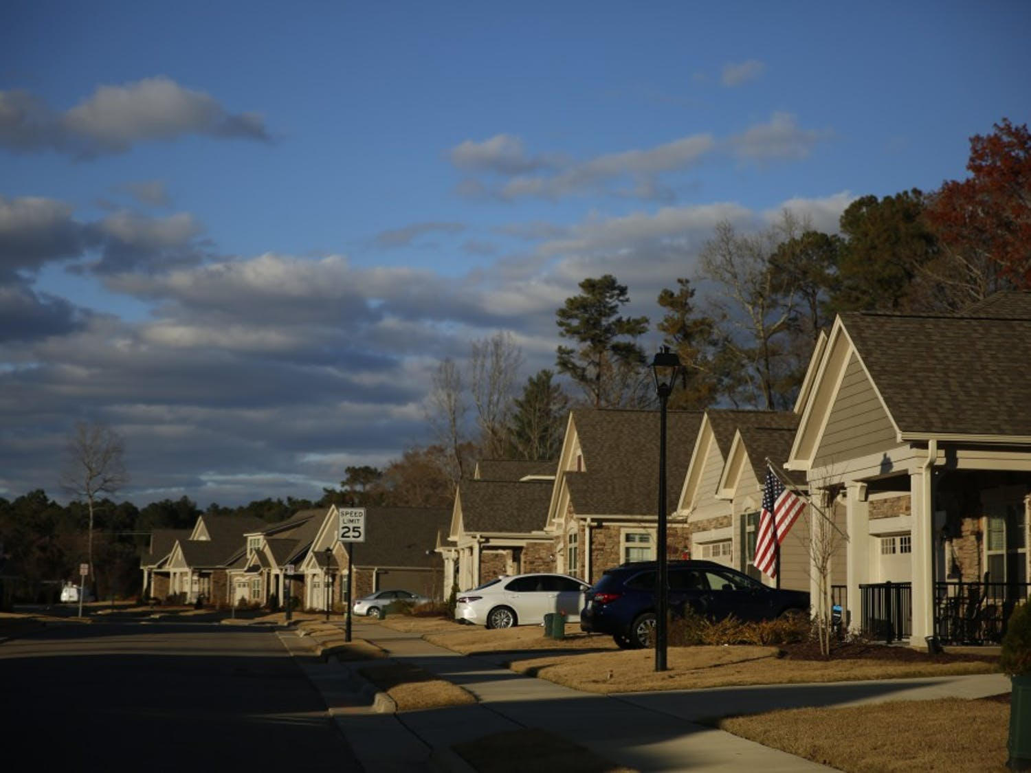 The Courtyards at Homestead Road is one of Chapel Hill's new development projects that the town has been discussing recently.