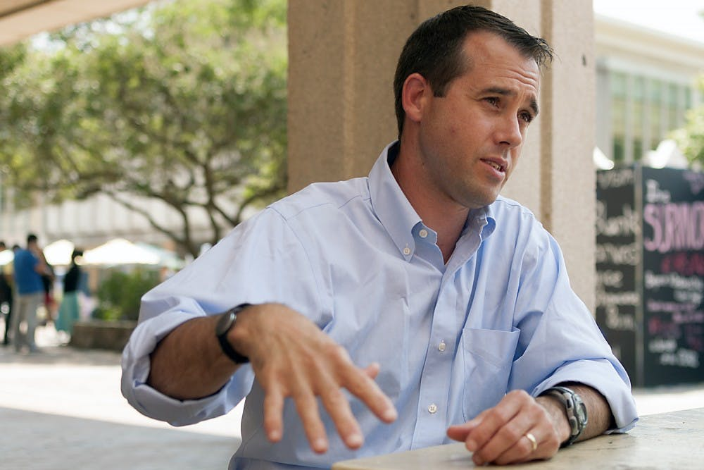 Q&A with Ebola physician William Fischer