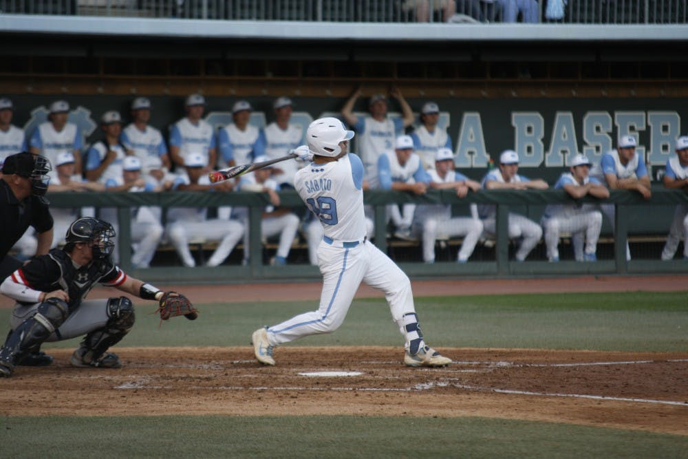 North Carolina dominates Liberty in 16-1 win in second game of Chapel Hill Regional