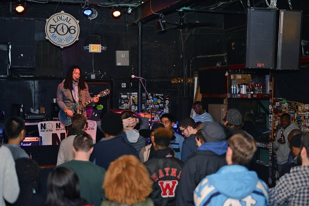 Area artists played at Local 506 to raise money for UNC Lineberger Cancer Center