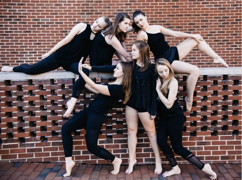 Modernextension Dance Company is hosting an improvisational dance performance based on freedom. Photo by Jason Satterfield.