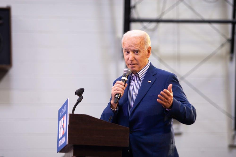'Love in the air': Chapel Hill, Carrboro celebrate Joe Biden's presidential win
