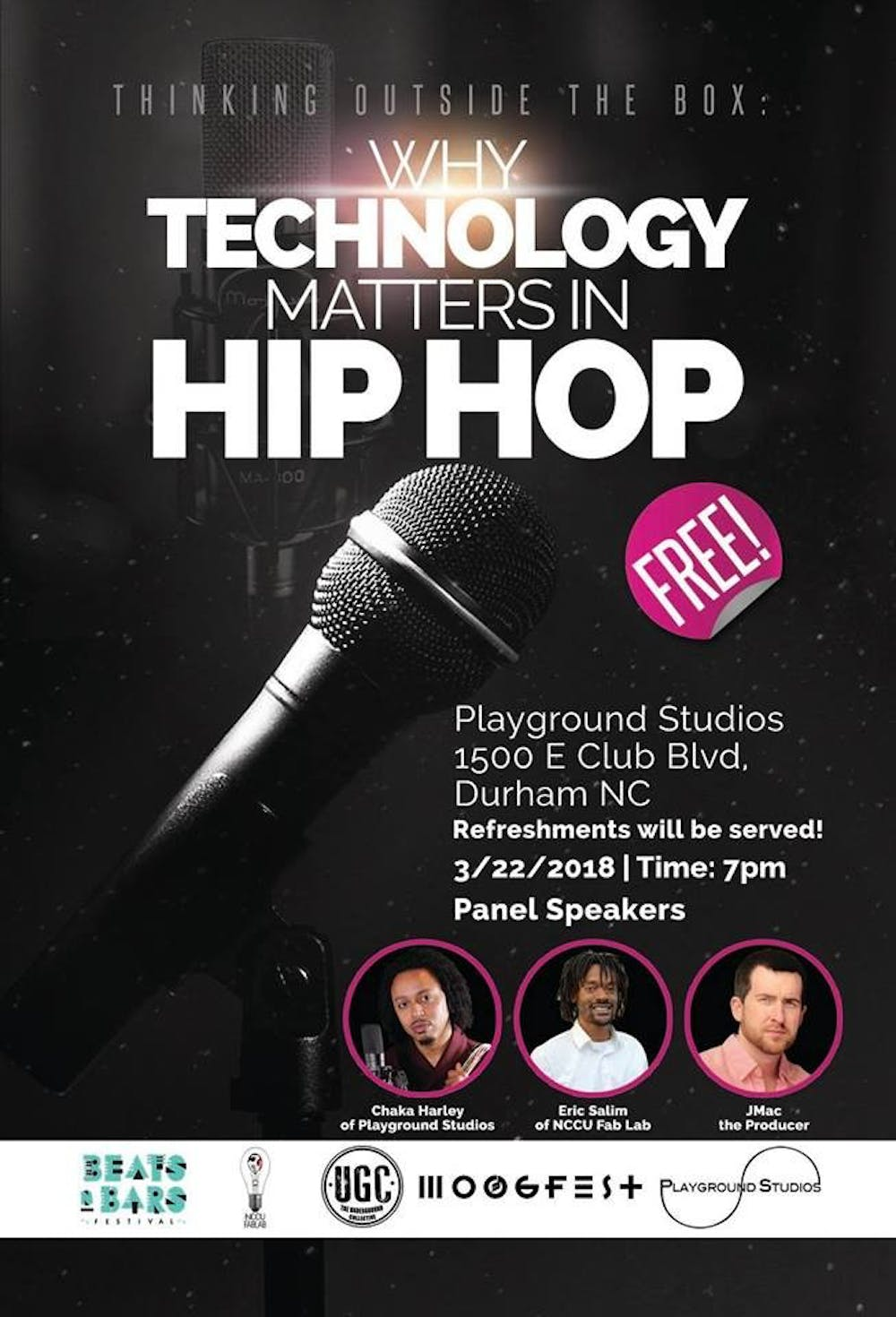 Drop the mic: Playground Studios says technology and hip hop collide in perfect harmony