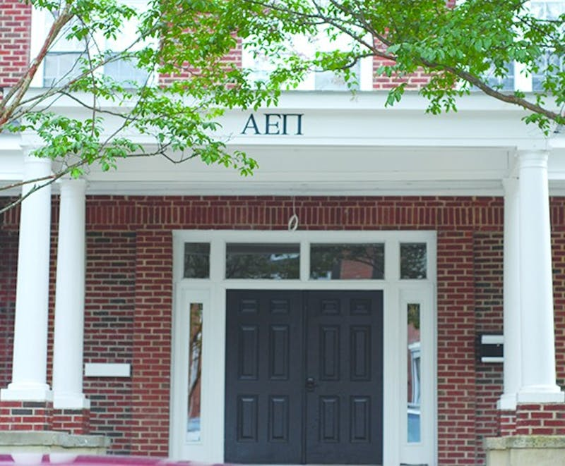 Alpha Epsilon Pi moved into their new house in Fraternity Court on Friday. The house was previously an annex of Sigma Alpha Epsilon.
