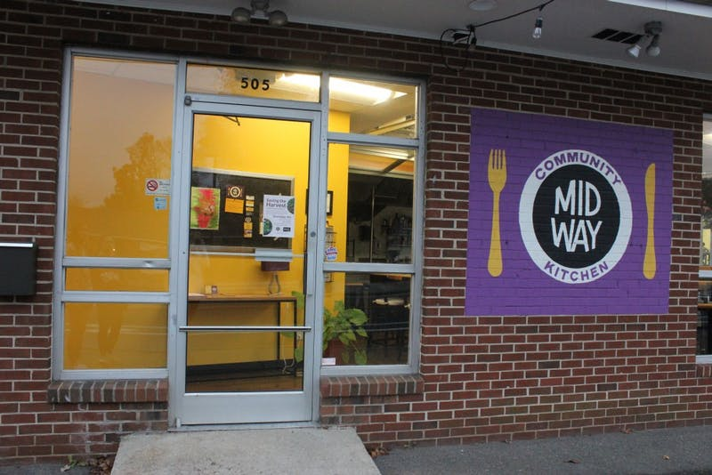 Midway Community Kitchen, a popular event venue in Chapel Hill, NC, is having a pop-up event for TABLE.