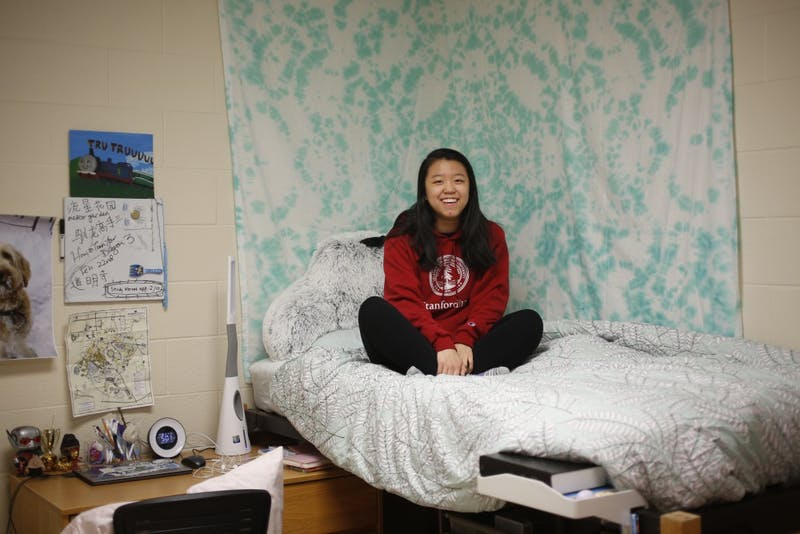 "First-year biology major Lucia Wang is a Chinese American student from Apex, N.C. When she first heard about the article from The Chronicle at Duke University regarding a Duke assistant professor who asked Chinese students to speak English while on campus, Wang says she brushed it off at first. After reading comments on the article, she changed her mind. ""I don't see how you could think she did nothing wrong,"" said Wang. ""I feel like the way the Duke students acted was right."""