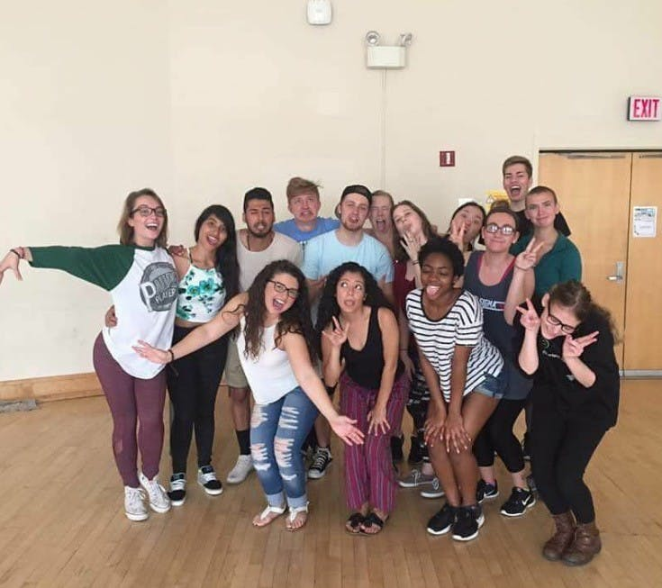 The Student Theater Workshop Festival is open to all students