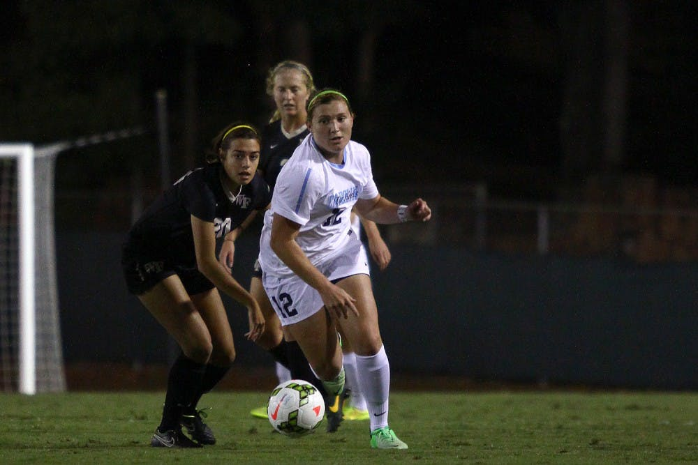 UNC women's soccer gears up for 2015 season opener
