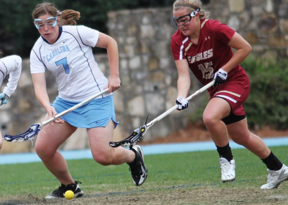 Donohoe dictates the tempo in Tar Heel win