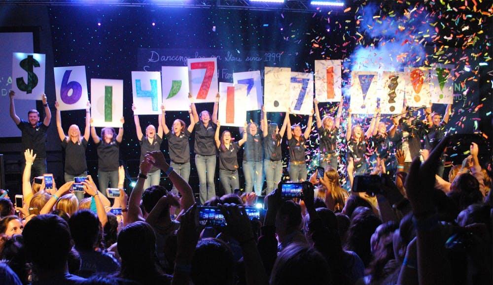 Carolina For The Kids celebrates 20th year of Dance Marathon