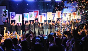 Carolina For The Kids raised $614,717.71 in 2016 for the patients and families at UNC Children's Hospital.