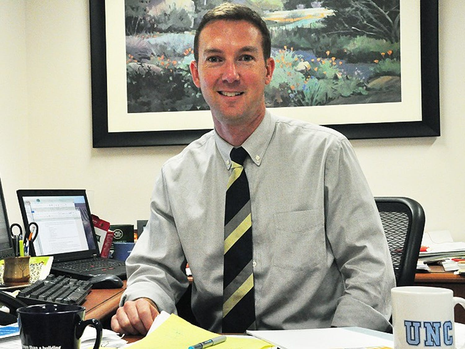 Bob Pleasants is the Interpersonal Violence Prevention Director. This month is Sexual Assault Awareness Month.