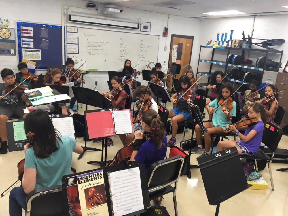 Local schools celebrate the impact of arts on young students