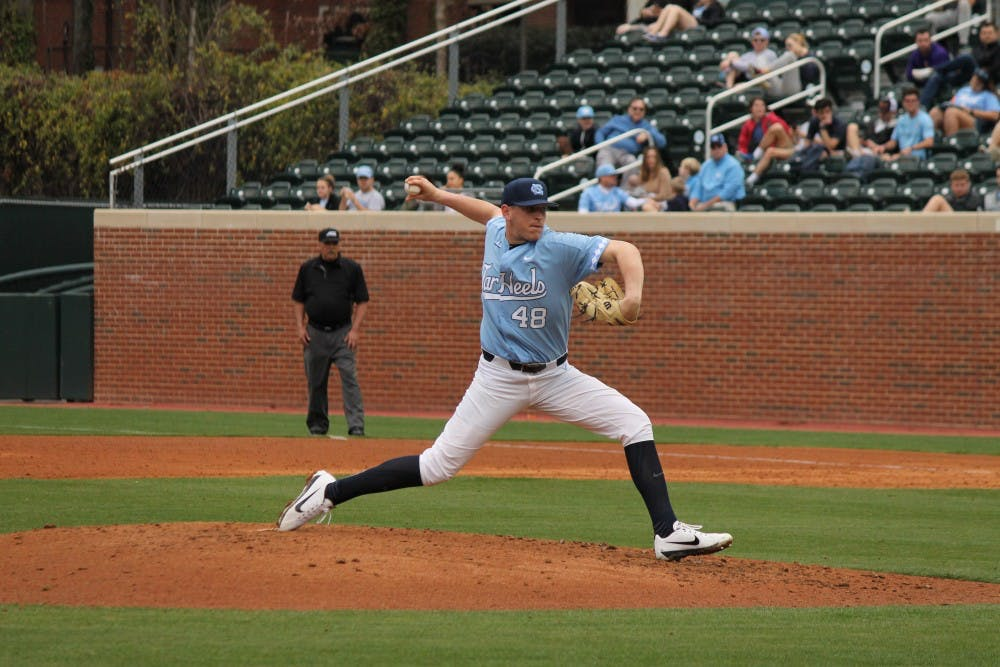 North Carolina baseball's struggles continue in 12-0 home loss to ECU