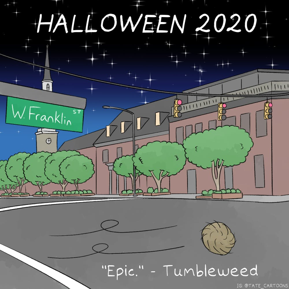 Cartoon: Halloween 2020