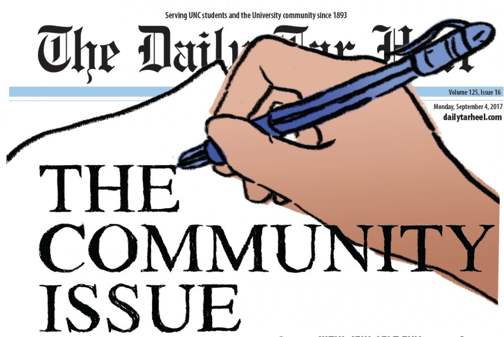 The Community Issue: Students and alumni