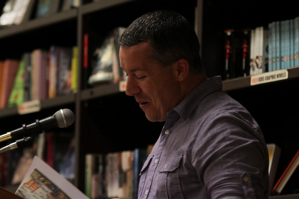 Flyleaf poetry night: the write place to be