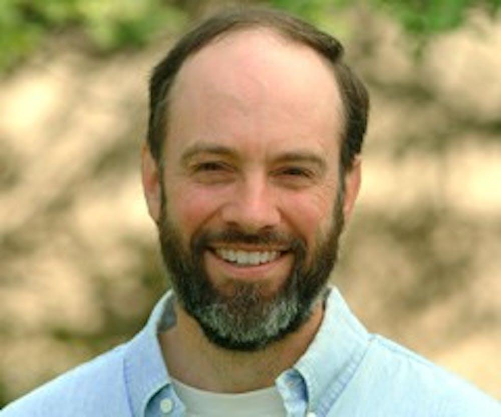Q&A with professor, author Philip Ackerman-Leist