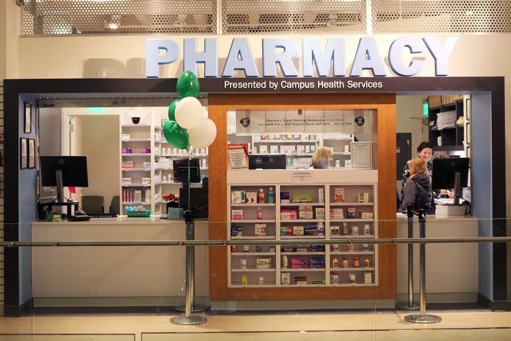 New pharmacy celebrates grand opening in Student Stores