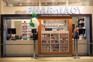 Student Store's Pharmacy had it' s grand opening on Jan. 13th.  The pharmacy is open Mon-Fri from 9 a.m. to 6 p.m. and Sat from 10 a.m. to 2 p.m.