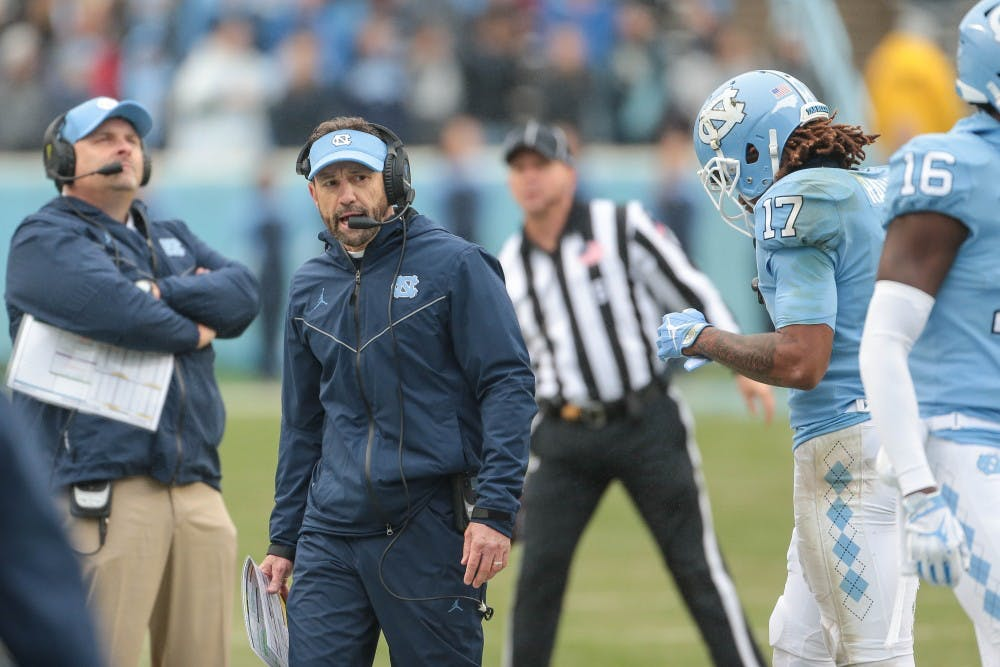 Year in Review: How Larry Fedora's time at North Carolina came to a close