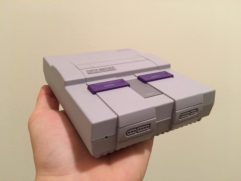 Nintendo's newest retro console, Super NES Classic Edition, amazes