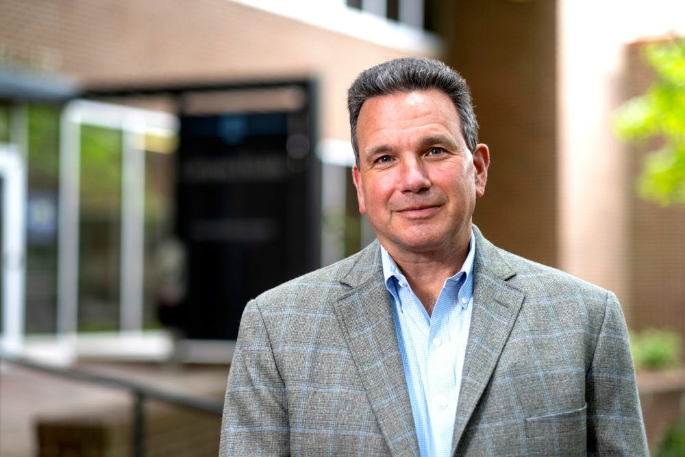 <p>Dr. Mario Ciocca, UNC's director of sports medicine, was named a recipient of the C. Knox Massey Distinguished Service Awards, which recognizes outstanding UNC employees each year. Photo courtesy of Jon Gardiner/UNC-Chapel Hill.</p>