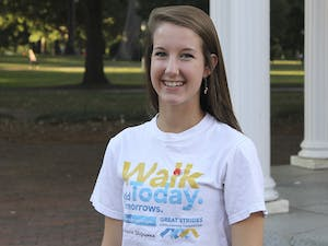 UNC freshman, Julia Thompson, has organized an event called Pizza In The Pit in an effort to raise awareness about Cystic Fibrosis. She began the program as a result of the loss of her older sister to the disease in January of this year. The event will take place October 14th at 7PM.