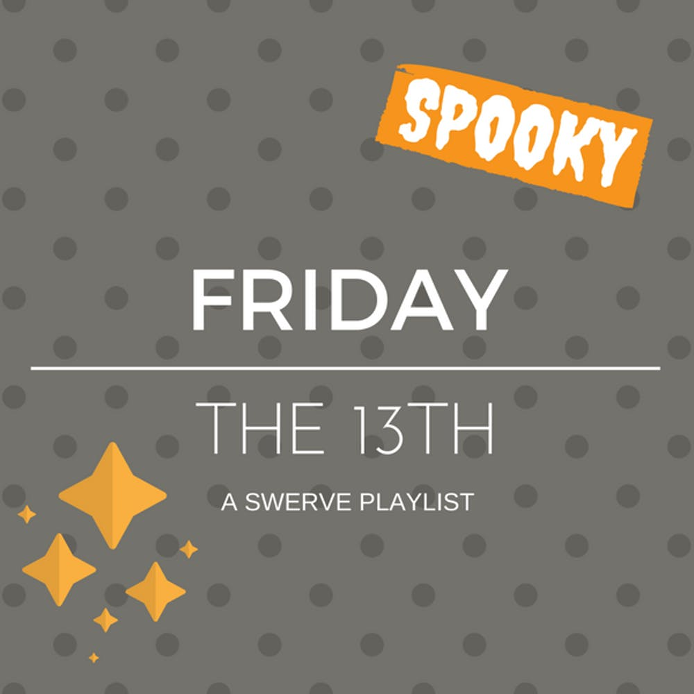 Get spooky with our Friday the 13th playlist