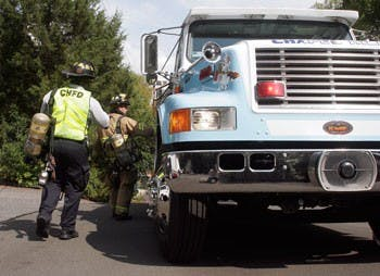 The Chapel Hill fire department serves the Town of Chapel Hill and the University of North Carolina at Chapel Hill.