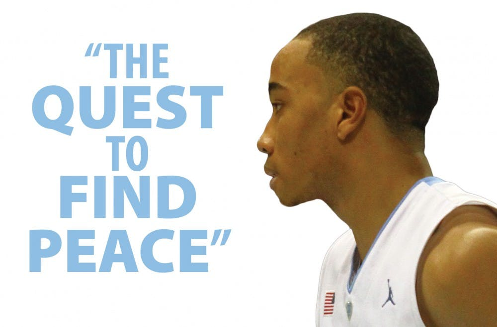 Brice Johnson remembers his momma's love every time he puts on his jersey