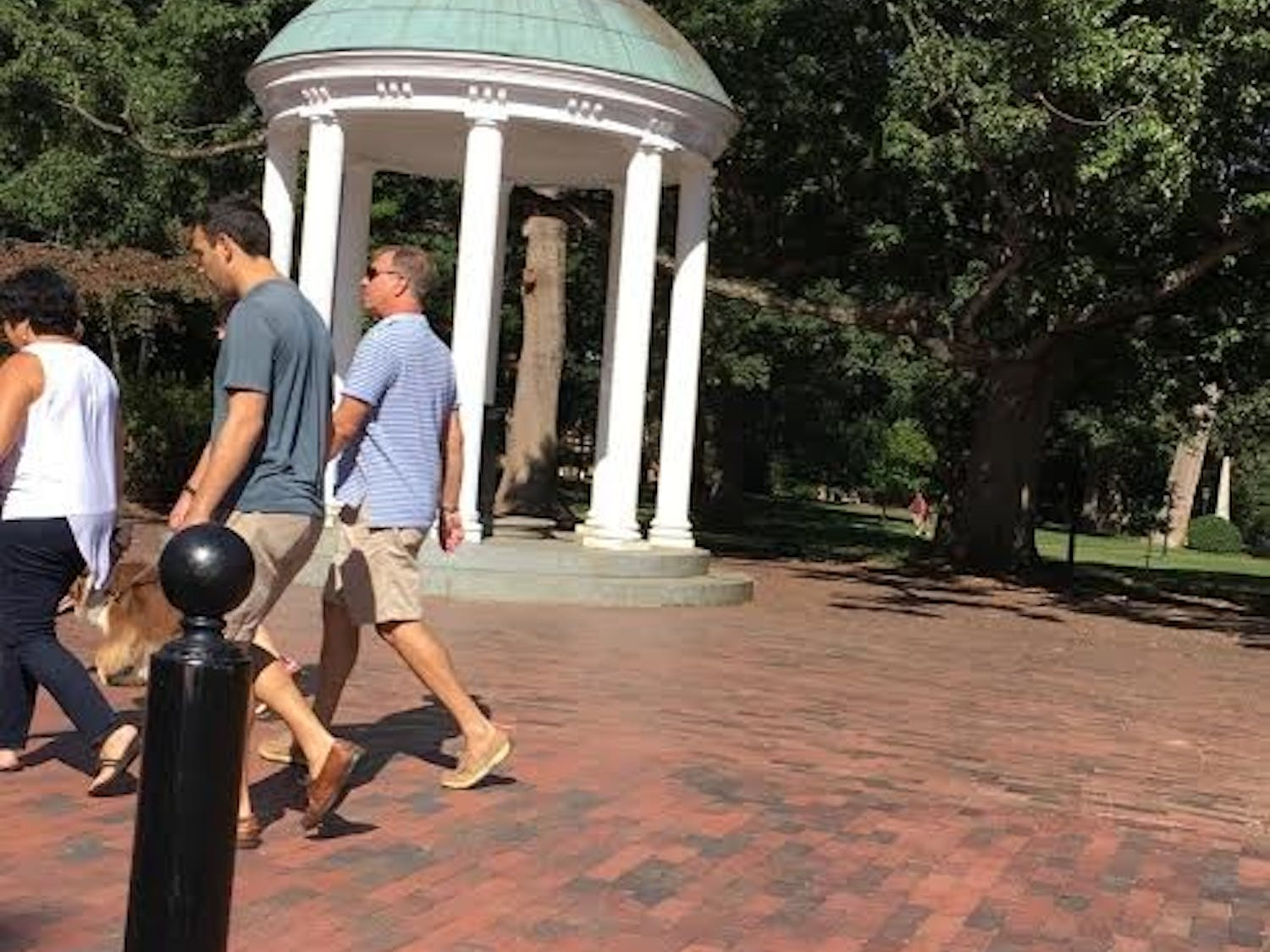 UNC has 30 snapchat filters scattered around campus.