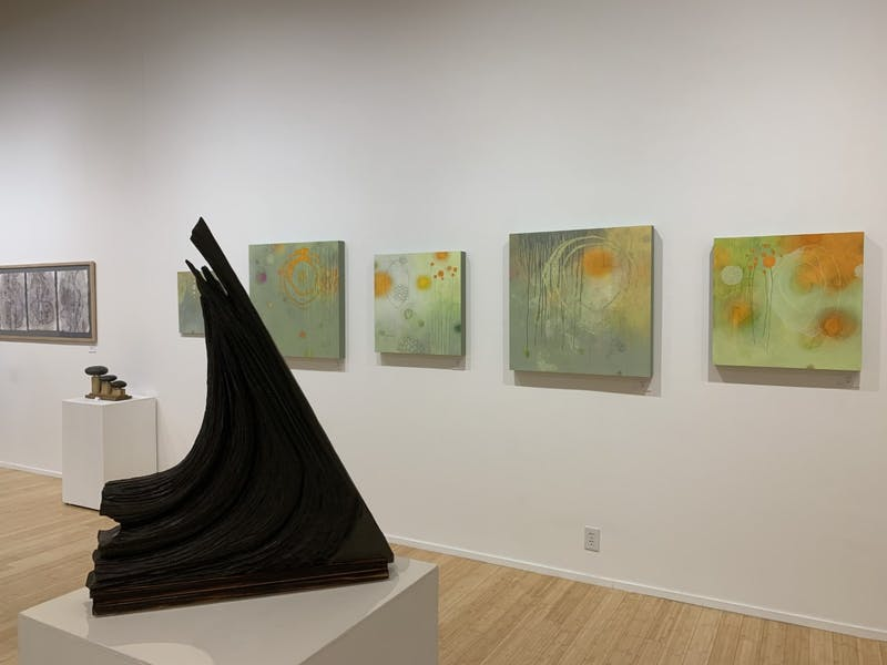 The works of artists Shelly Hehenberger, RJ Dobs and Luna Lee Ray will be featured at the FRANK Gallery for its January and February exhibit from Jan. 7 to March. 7, 2020.
