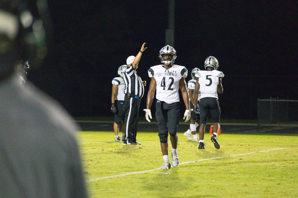 'Not having it now is weird': East Chapel Hill football grapples with postponed season