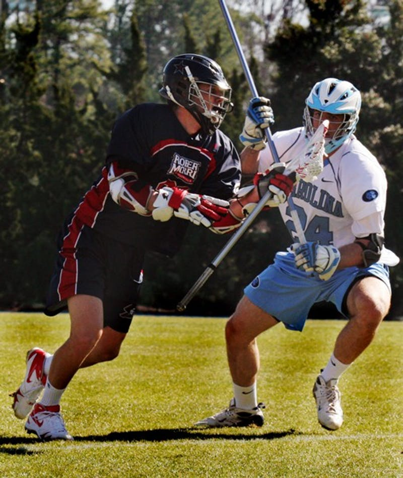 Third-team All-American Ryan Flanagan solidified UNC's defense in its first game with five caused turnovers. DTH file