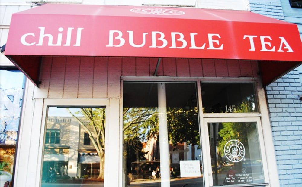 Franklin Street businesses see high turnover
