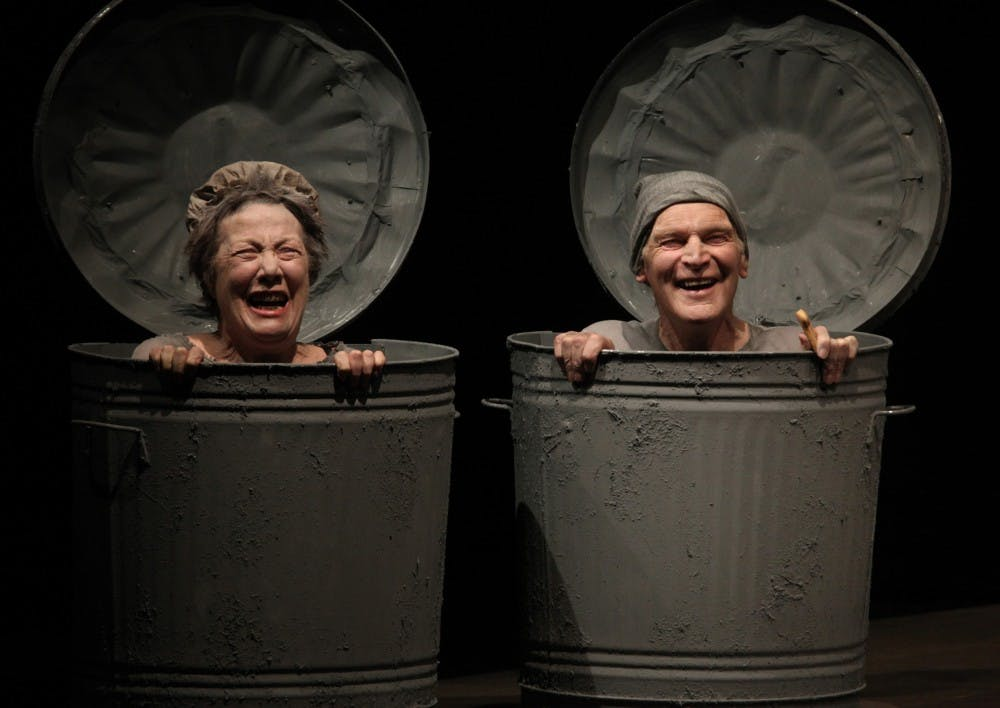 Carolina Performing Arts sponsors Samuel Beckett plays