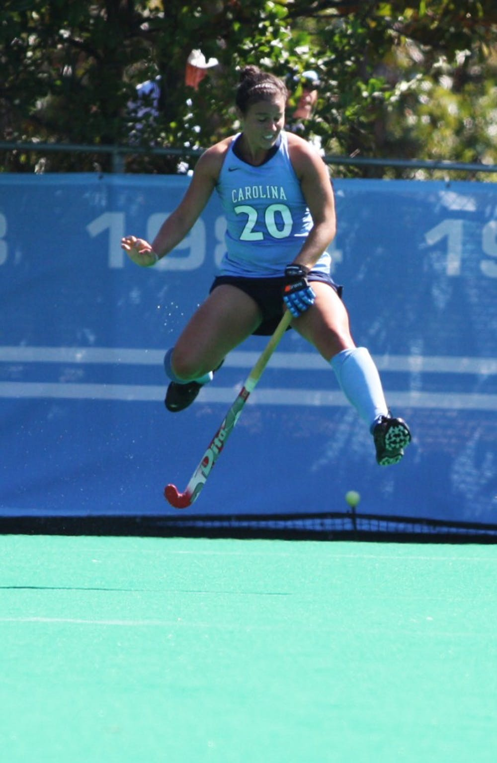 North Carolina field hockey team dominates Wake Forest