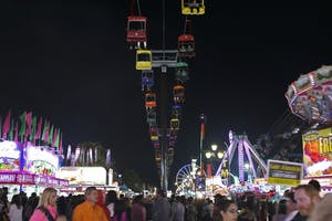 Last year's State Fair ran from Oct. 13 to Oct. 23.