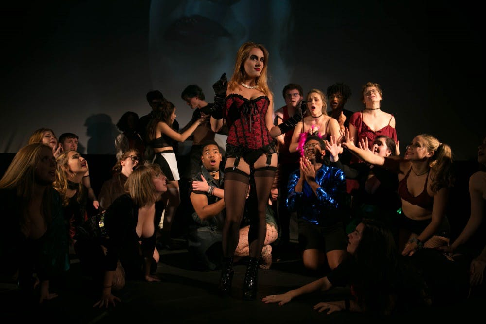 """Give yourself over to absolute pleasure and see """"Rocky Horror"""" at the Varsity"""